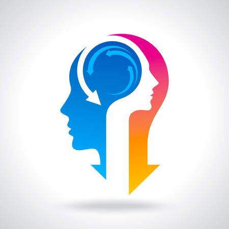 mind: thinking business idea