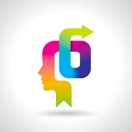 flexible business: Ideas exchange - Illustration Illustration