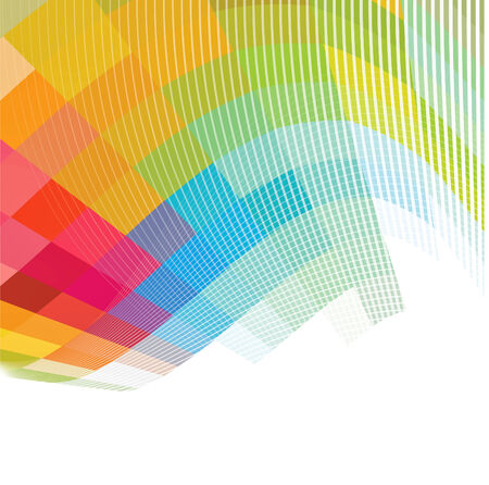 ellipses: Abstract Background Vector Illustration