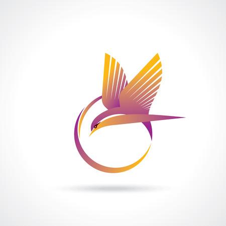 symbool van vrijheid Stock Illustratie
