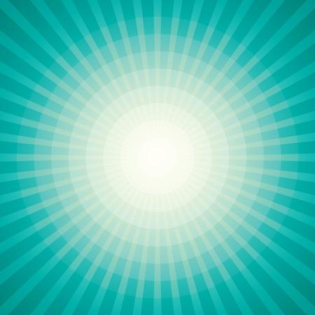 sunburst: Sunburst Pattern Illustration
