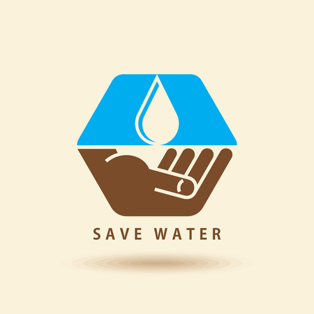 hand water: Hand protecting water
