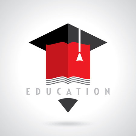 Education symbol concept vector