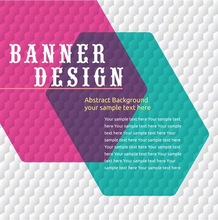 feedback sticker: Colorful promotional banner design vector illustration