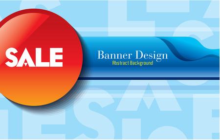 Vendita negozi sfondo ed etichetta per la promozione delle imprese Archivio Fotografico - 41602694