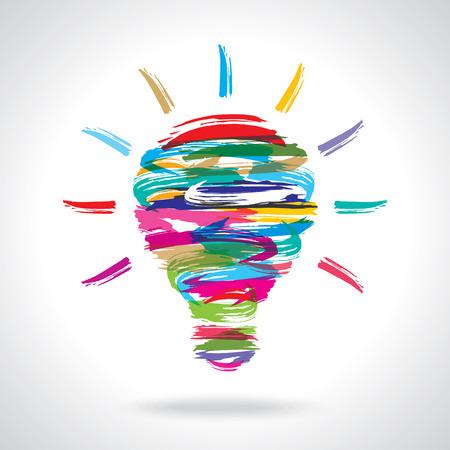 kreative Idee Malerei Lizenzfreie Bilder - 41621856