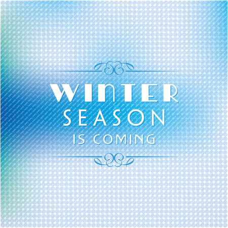 final: Winter sale poster design template or Background. Creative business promotional vector.