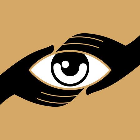 Creative Eye, Concept vector