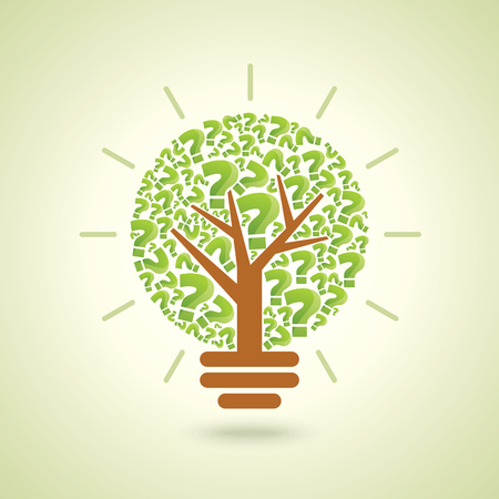 carbon footprint: Green home icon on light green background.