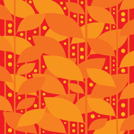 Autumn background vector Vetores