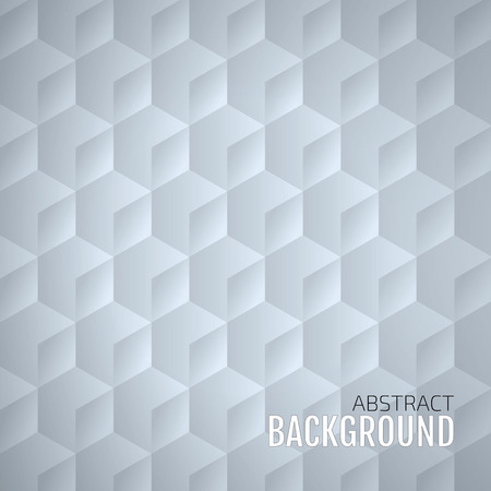 Abstract Black Geometrical background, Vector Design
