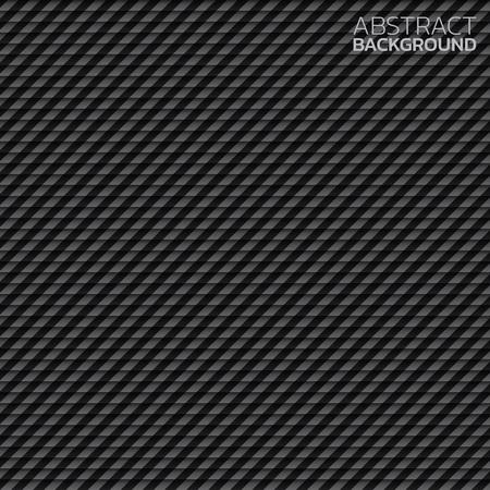 malla metalica: Fondo geométrico abstracto Negro, Diseño vectorial