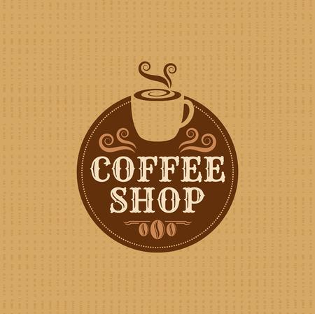 coffee bean: Coffee design template, creative vector Illustration