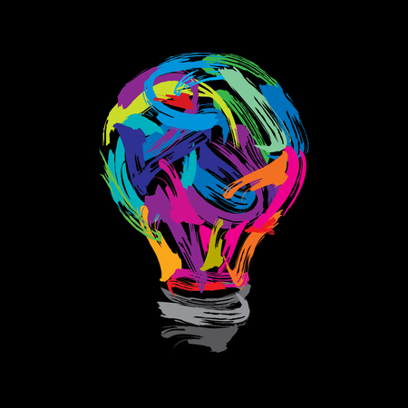 creative painting idea