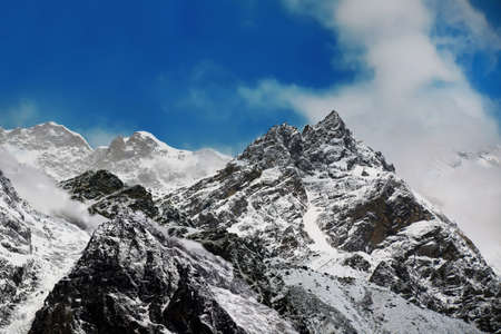 Kedarnath (Kedar Dome) is a mountain in the Gangotri Group of peaks in the western Garhwal Himalaya in Uttarakhand state, India.