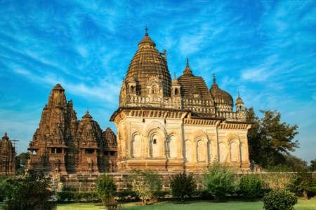 Islamic Temple, Western Group of Temples, Khajuraho, Madhya Pradesh, India.