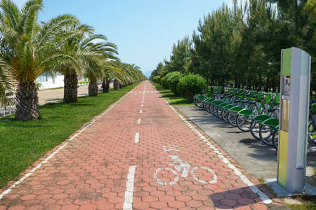 long road: Special long road for bike