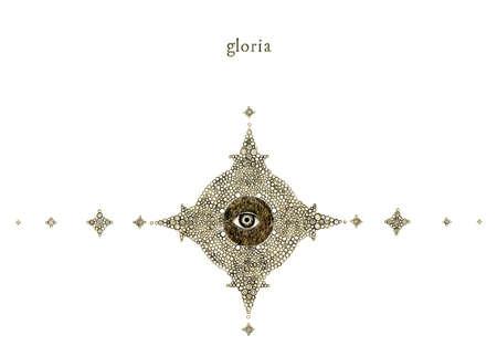 page gloria from graphic suite SENTENTIA SUBINTRA