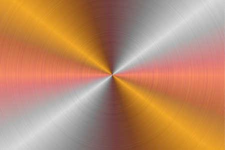 Circular Metal Surfaces Texture Backgrounds, Texture 1 photo
