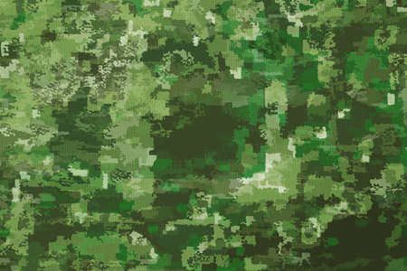 fabric textures: Camouflage Fabric Textures, Textures 1 Stock Photo
