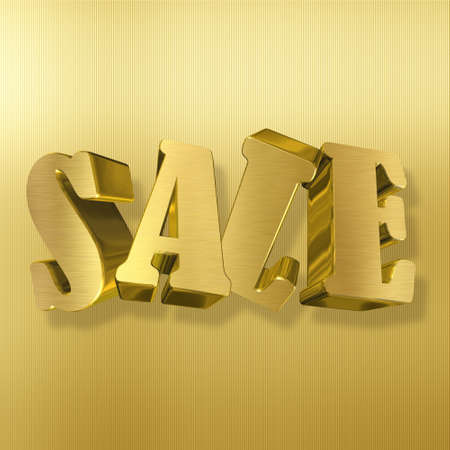 gold metal: Sale, Gold Metal Letters