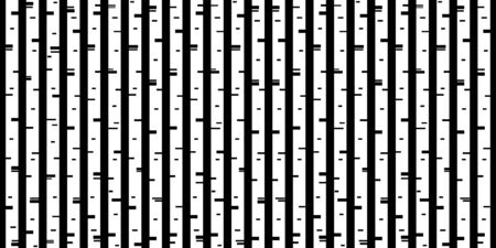 Abstract background of lines and geometric shapes. Black and white colors