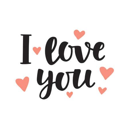 Ik hou van jou begrip