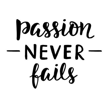 fails: Passion Never Fails poster