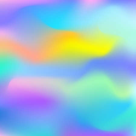 Holographic abstract background