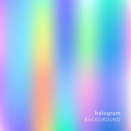 Holographic abstract background Stock fotó - 84149812