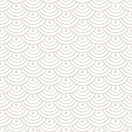 Japanese, Chinese traditional asian geometric seamless pattern. Modern grid stylish texture. Oriental ornament background. Vector illustration
