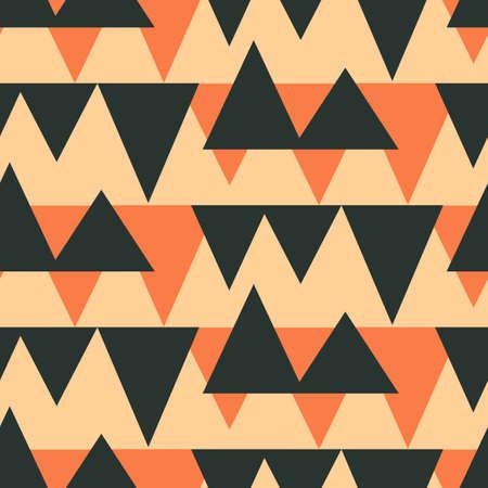 Southwestern aztec seamless pattern Ilustrace