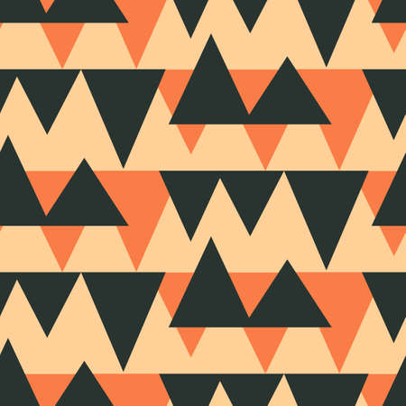 Southwestern aztec seamless pattern Illustration