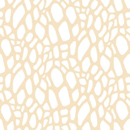 Reptile, snake piton skin seamless pattern texture
