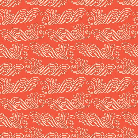 Japanese, Chinese seamless pattern