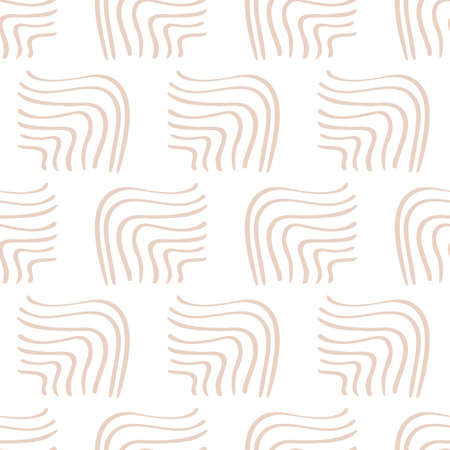 Minimal elegant seamless pattern texture