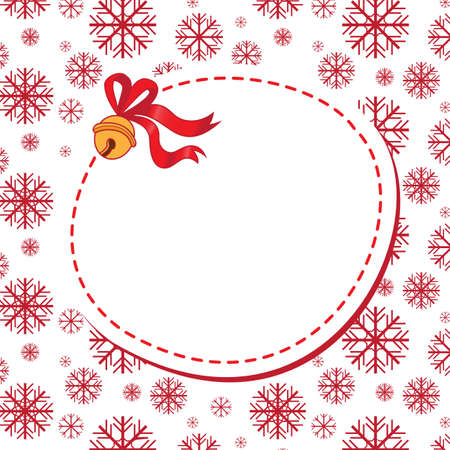 Christmas background with place for text Stock Vector - 24094205