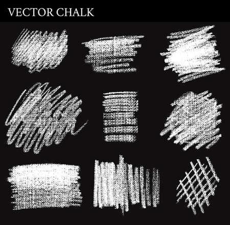 hatchwork: Vector Chalk Tone Value. Hand drawn illustration.
