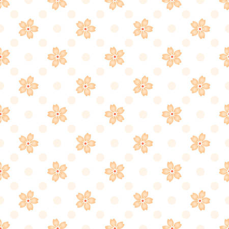 Simple pattern with small scale blooming flowers. Liberty style pattern. Floral seamless background for prints, textile, book covers, wallpapers, wrapping paper and scrapbooking.