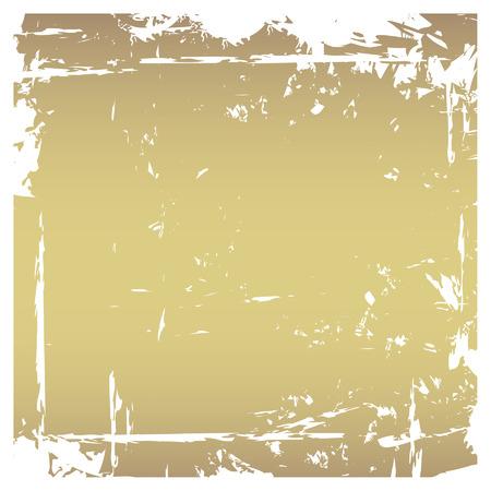 shredded: Grunge torn background border frame