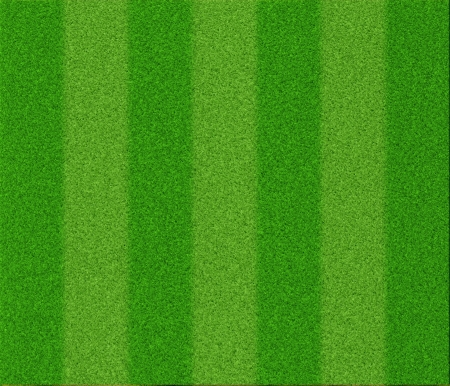 terrain de football: Illustration de soccer ou de football texture terrain en herbe Banque d'images