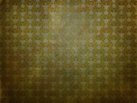 Illustration of abstract yellow grunge background with pattern texture. Stock Illustration - 16516367