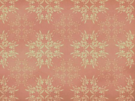 swill: Illustration of abstract vintarge floral pattern texture background.