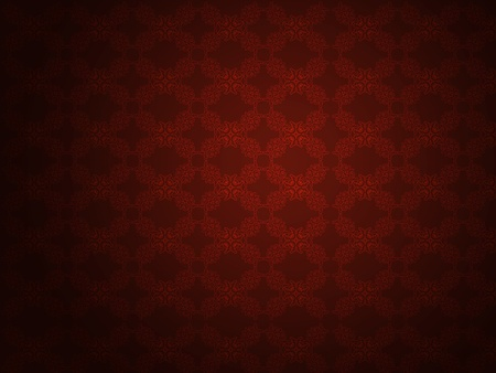 Illustration of abstract grunge red wallpaper pattern background. Stock Illustration - 16712807