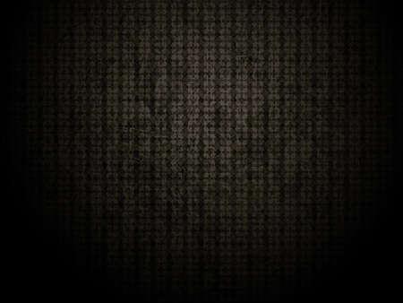 Vintage grunge wallaper with pattern, dark background. Stock Photo - 18819650