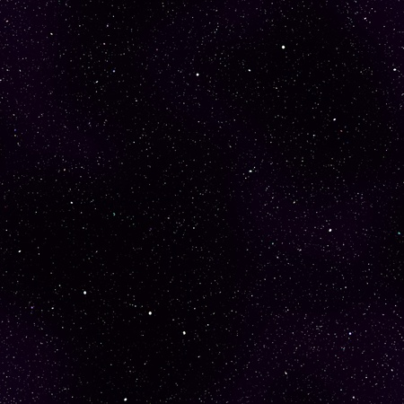starlit: Abstract dark deep space background with stars.