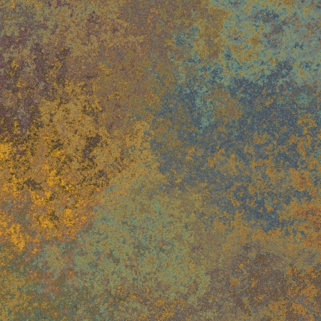 patina: Detailed grunge vintage rust metal texture background.