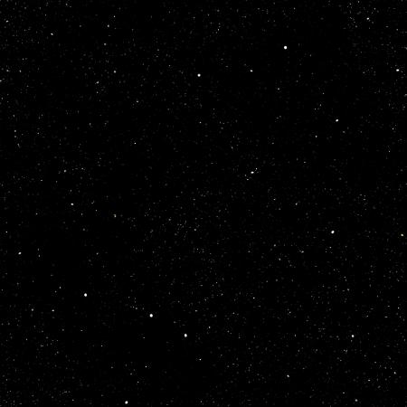 Estratto scuro spazio profondo sfondo di stelle. Archivio Fotografico - 19938457