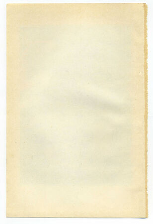 paper mess: Vintage yellow paper sheet on white background Stock Photo