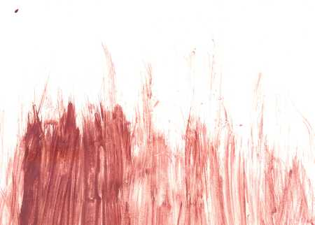 guache: La pintura abstracta grunge gouache